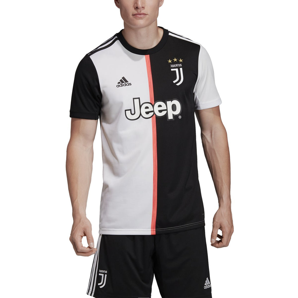 Men's Adidas Juve Home Jersey 2019-20