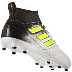 Adidas Ace 17.3 FG J White/Yellow/Black