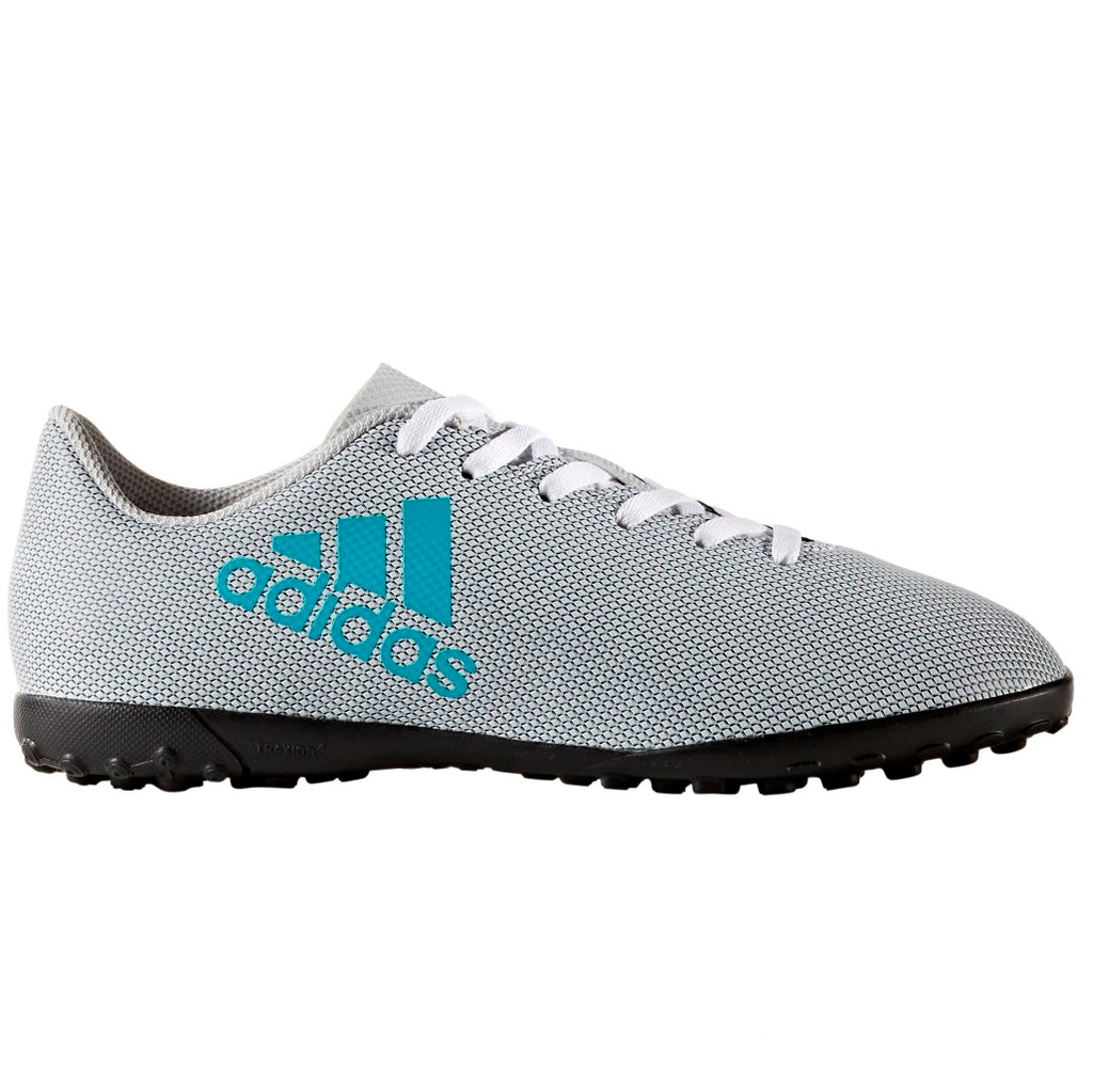 Adidas X 17.4 TF J Gray/Blue