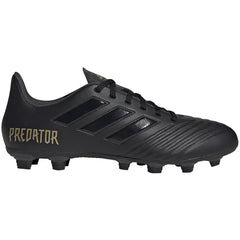 Adidas Men's Predator 19.4 Fxg Black/Gold