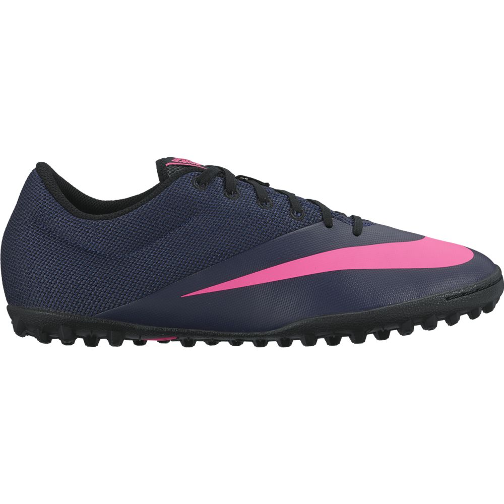 Nike Mercurial X Pro (Tf) Midnight Navy/Pink Blast/Racer Blue/Midnight Navy