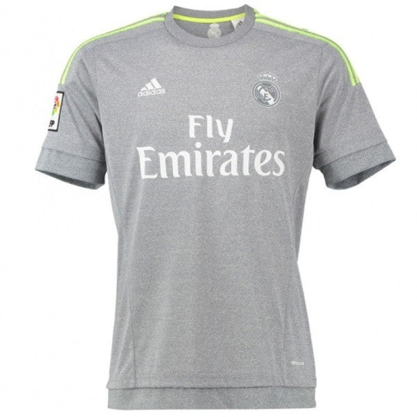Adidas Real Madrid Jersey Away Gray
