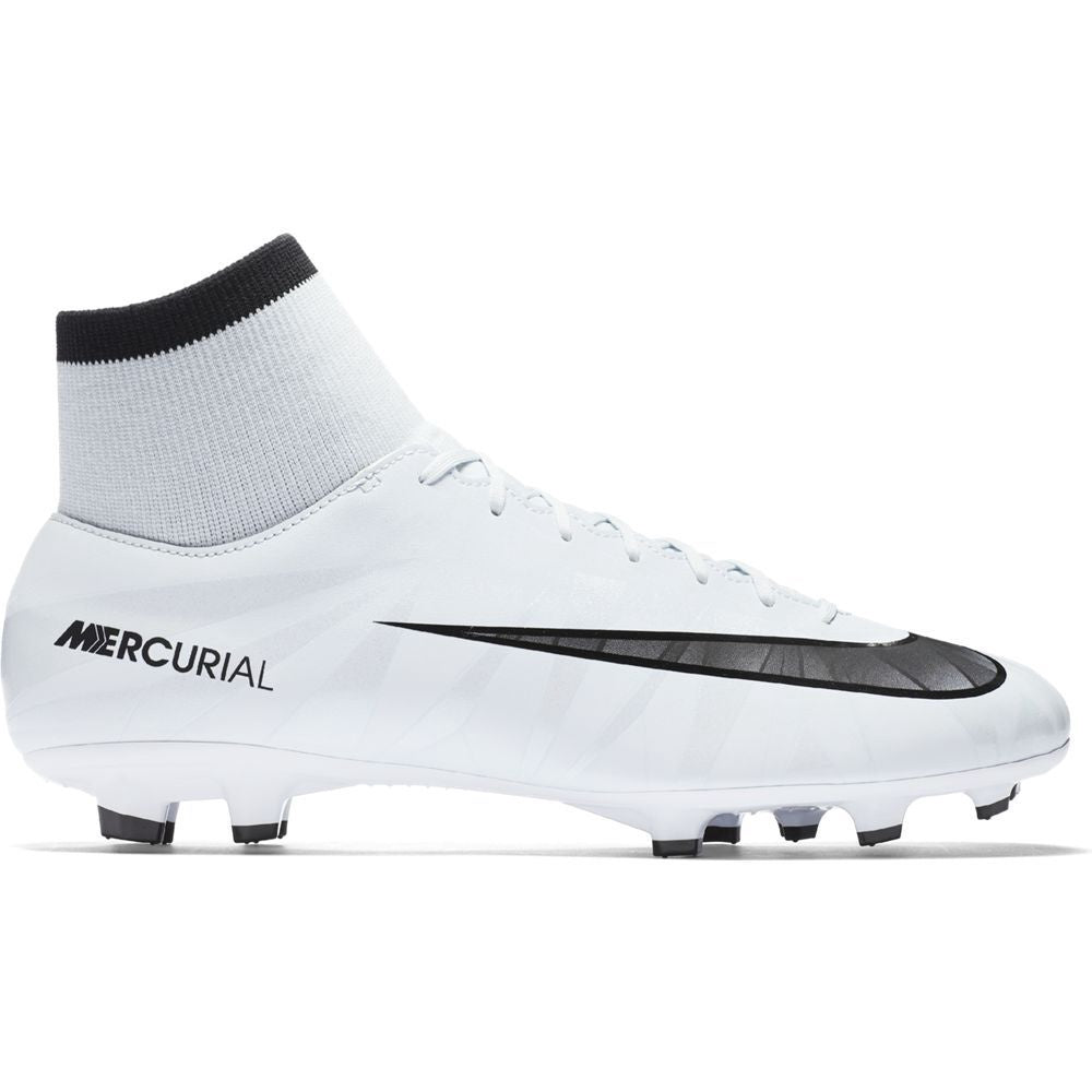 Nike Mercurial Victory VI CR7 DF FG White/Black