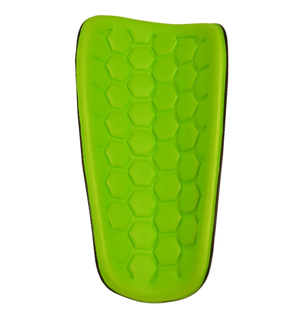 Vizari Aries Shinguard Slip In Black/Green