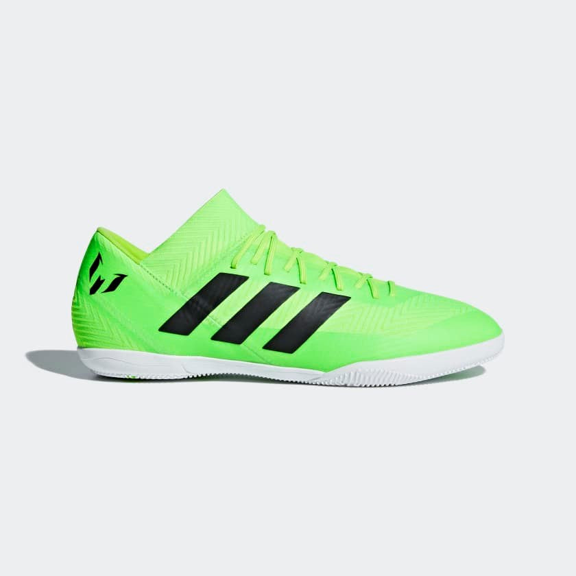 Adidas Mens Nemeziz Messi Tango 18.3 IN Green