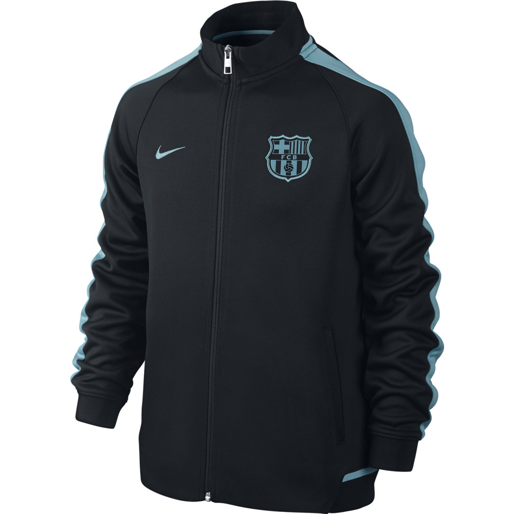 d7a59f44472 Fc Barcelona N98 Authentic Decept Black Lt Current Blue  Lt Current Bl –  Sport Zone