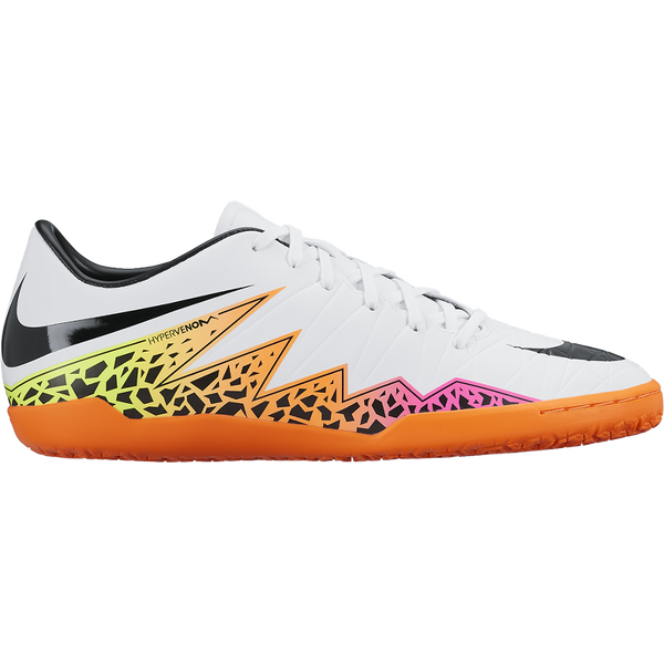 Nike Hypervenom Phelon Ii (Ic)White/Total Orange/Volt/Black