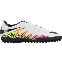 Nike Hypervenom Phelon Ii (Tf) White/Total Orange/Volt/Black