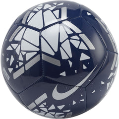 Nike Pitch Soccer Ball Blue