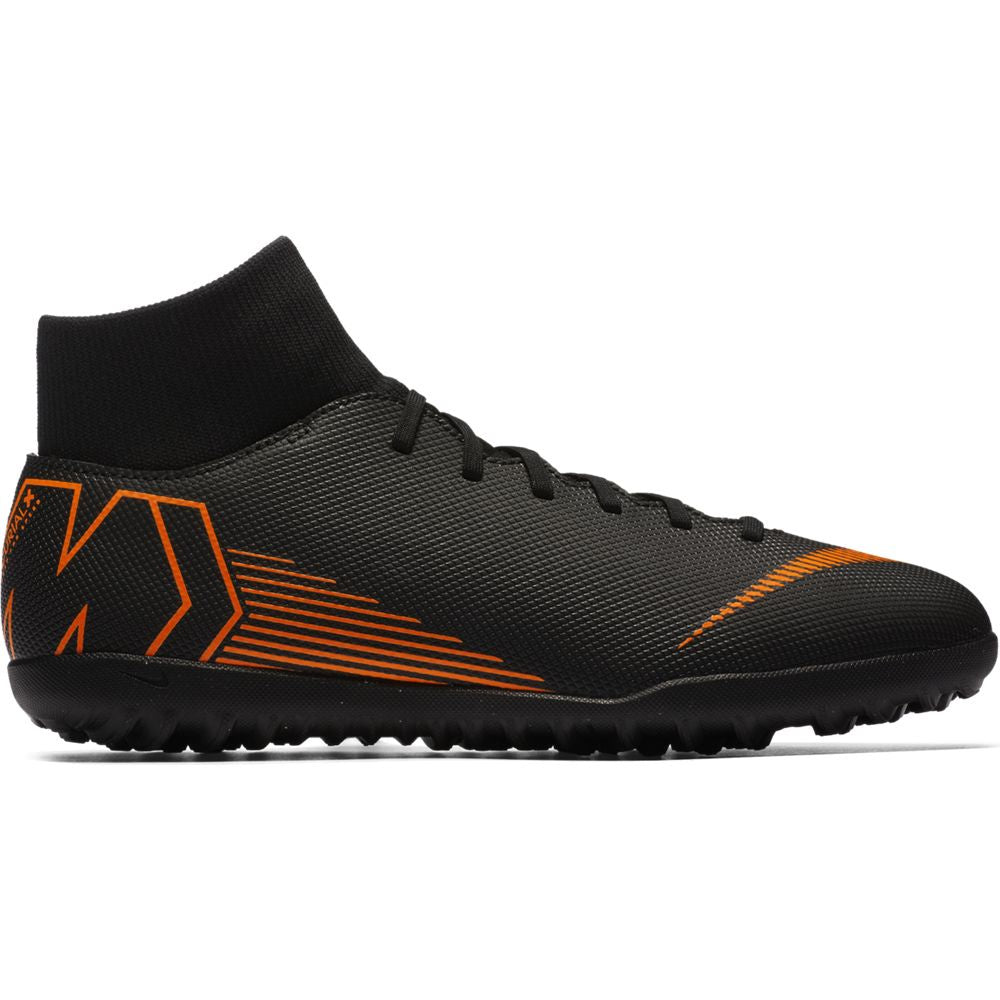 Nike SuperflyX 6 Club TF Black