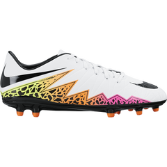Nike Hypervenom Phelon Ii (Fg) White/Total Orange/Volt/Black