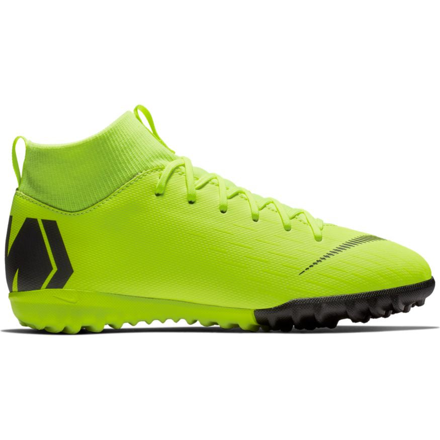 Nike Jr Superfly 6 Academy GS TF Volt/Black