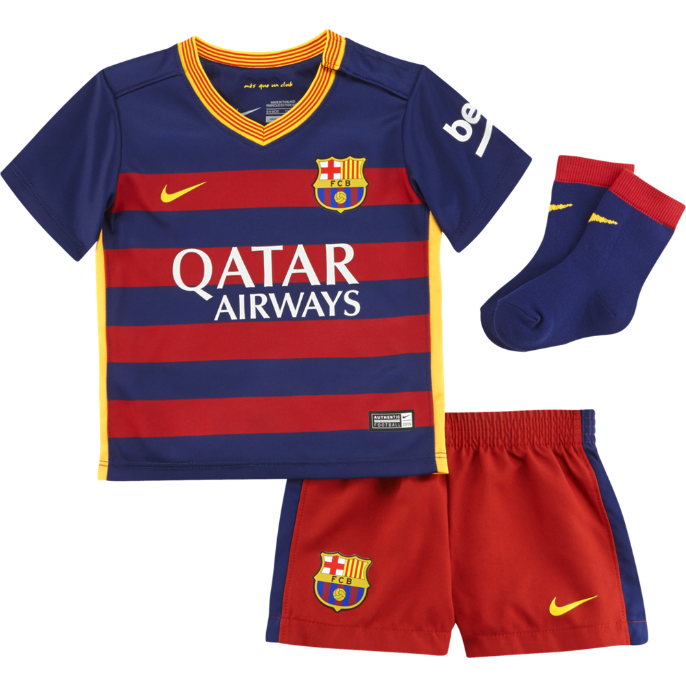 Fcb Home Infants Kit 422