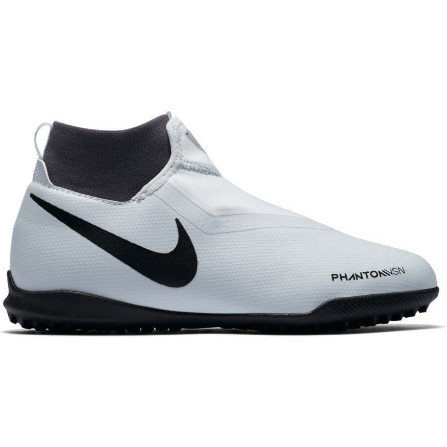 Nike Jr. Phantom VSN Academy DF TF White