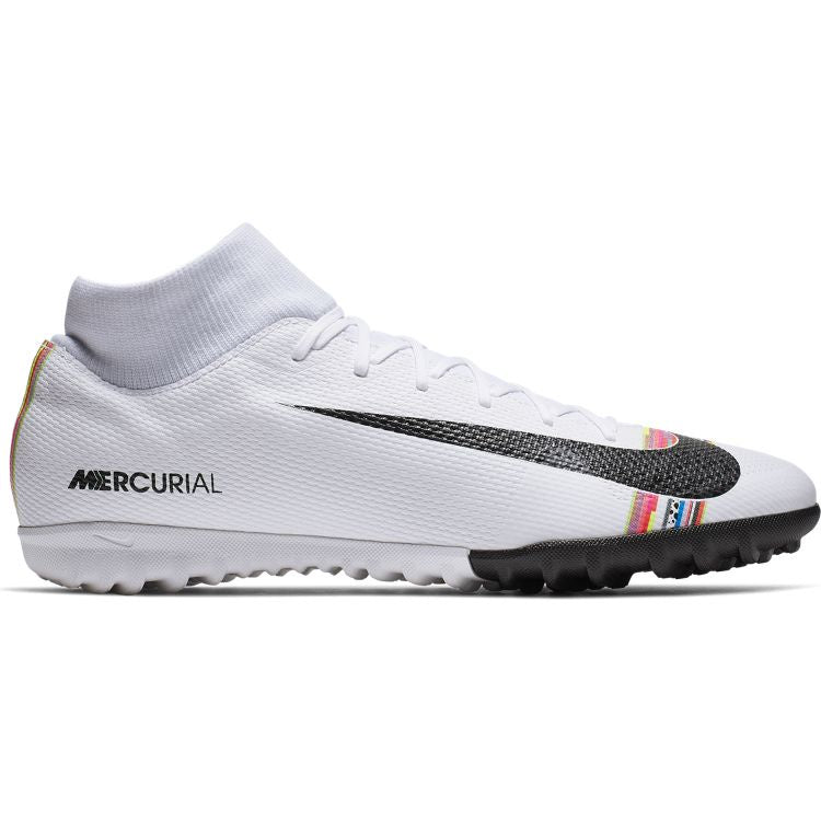 Nike SuperflyX 6 Academy LVL UP TF White