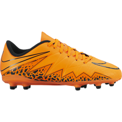 Jr Hypervenom Phelon Ii Fg Total Orange/Black//Total Orange