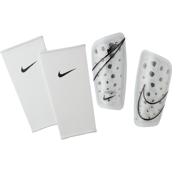 Nike Mercurial Lite White Guards