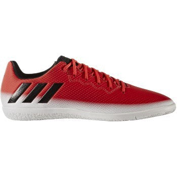 Adidas Messi 16.3 In J Red,Cblack,Ftwwht