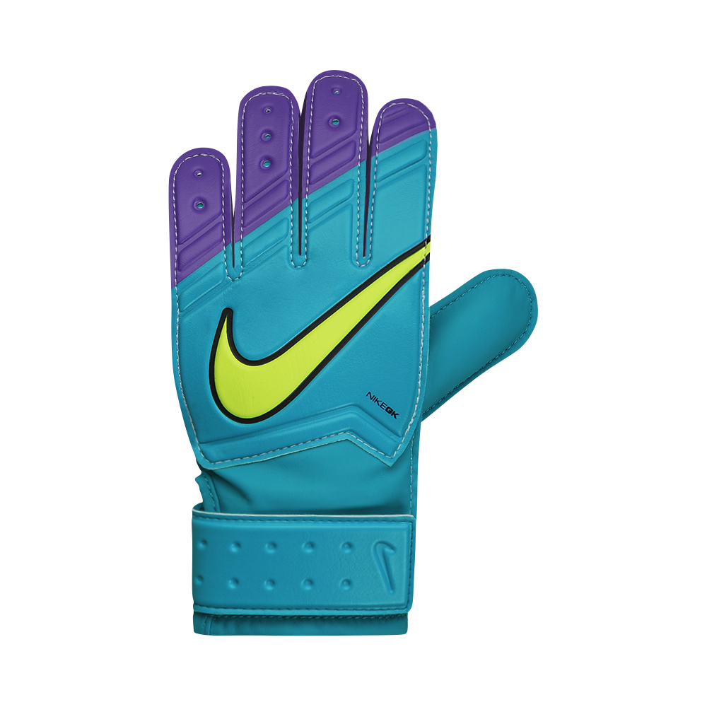 Nike Match Goalkeeper Blue Lagoon/Hyper Grape//Volt