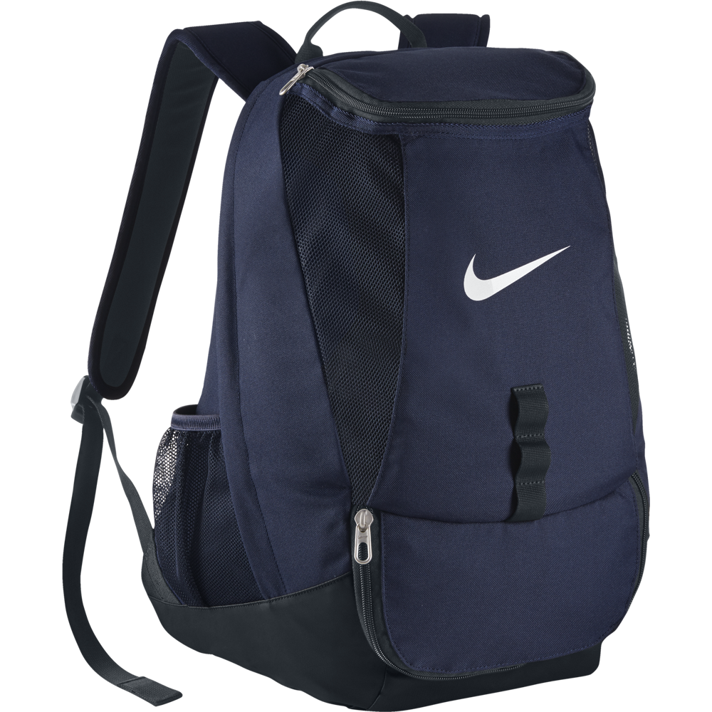 Nike Team Football Backpack Navy Blue