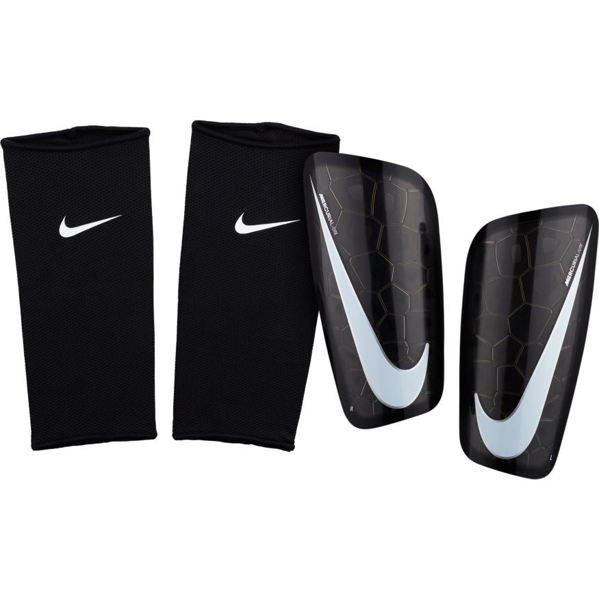 Nike Shin Guards Mercurial Lite Black