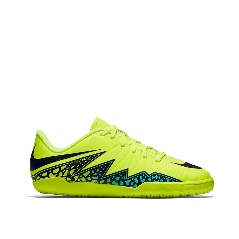 Nike Junior HyperVenom Phelon II (IC) Yellow