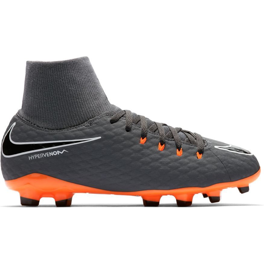 Jr Phantom 3 Academy DF FG Gray/Orange