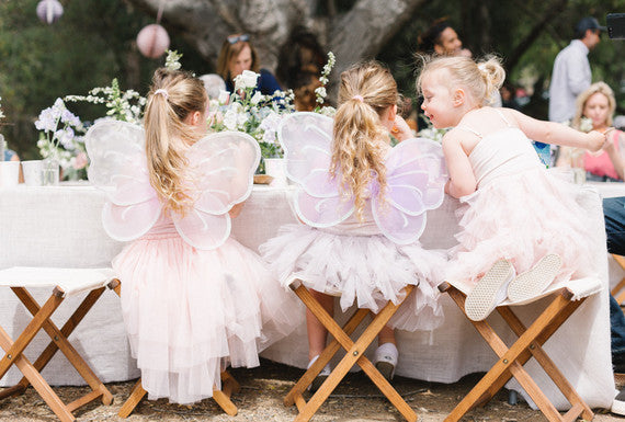 A Fairytale Celebration of Three Sisters in Temescal Canyon