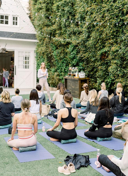 A Spring 'Inspired By Wellness' Event in Los Angeles
