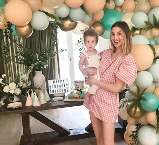 How Our Partyware Inspired 'The Hills' Star Whitney Port