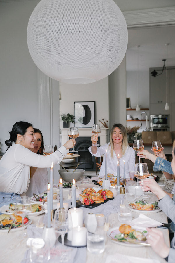 Hosting Brunch with Apartment34