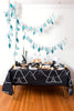 Modern Camp - Hand-Doodled Leaves Garland
