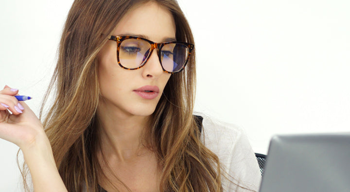 WHY WEAR BLUE LIGHT BLOCKERS?