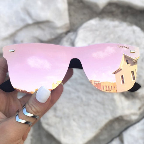 Future Wife Sunnies - Rose gold - TopFoxx