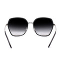 Topfoxx Trending Woman's Sunglasses New York Maya Faded Black