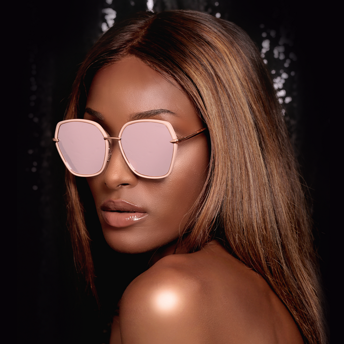 Maya Polarized - Rose Gold