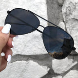 Amelia Sunnies - Jet Black