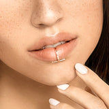 Charisma Lip Ring - Gold