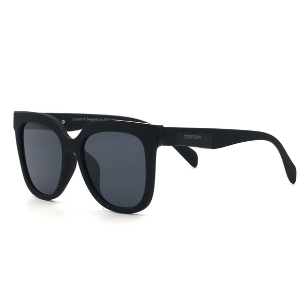 Spring Summer 2020 Fashion Trend Sunglasses - Coco Black