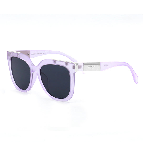 Spring Summer 2020 Fashion Trend Sunglasses - Coco Lilac Purple