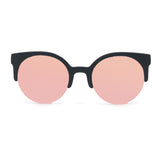 Retro round Sunnies - Rose Gold