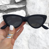Matrix sunnies - Matte Black/Black - TopFoxx