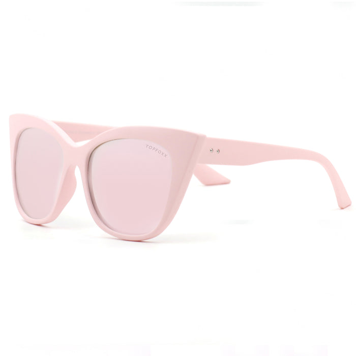 Venice Cateye - Pink/Rose Gold
