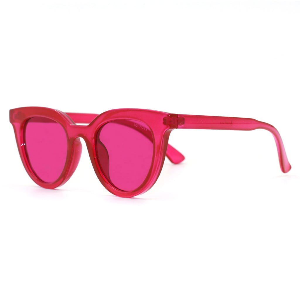 Brittany Sunnies - Pink Flamingo