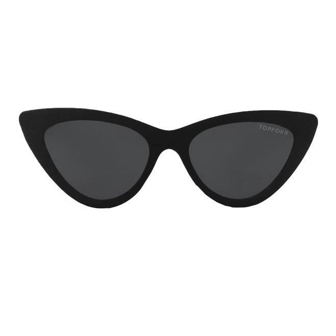 Matrix sunnies - Matte Black/Black