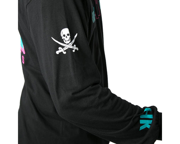 HK Army OG Series Cotton Long Sleeve Black Teal 3XL