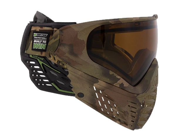 Virtue VIO Contour II Paintball Goggle Mask Reality Brush Camo