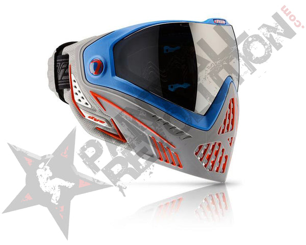 Dye Precision I5 Paintball Goggle Mask Patriot - Add a Lens for $20