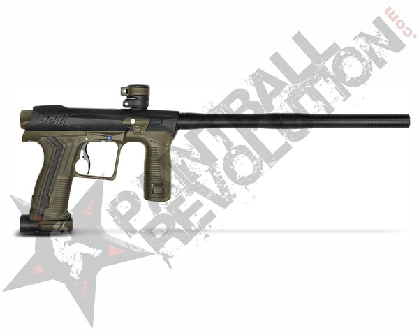 Planet Eclipse Etha 2 Paintball Marker Gun Black Earth PAL ENABLED