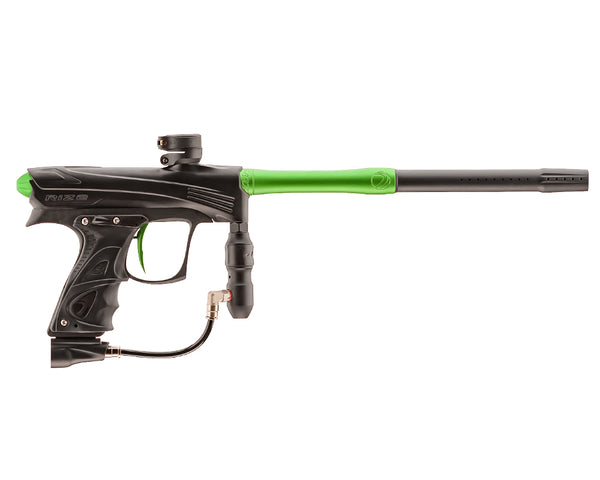 Dye Rize CZR Paintball Marker Gun Black Lime